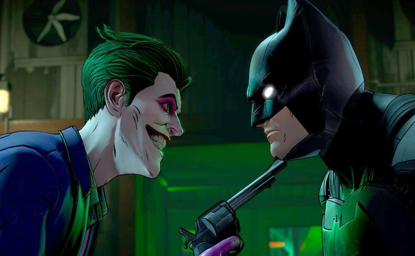 Batman: The Telltale Series – säsong 1 & 2